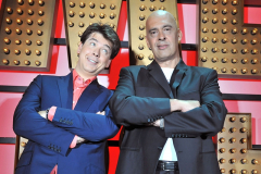 With Michael McIntyre