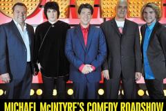 Michael McIntyre's Comedy Roadshow Promo